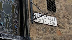Rose street south lane