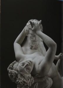 """Expositions """"Les Bacchanales Modernes"""" : Satyre et Bacchante - James PRADIER, 1834"""