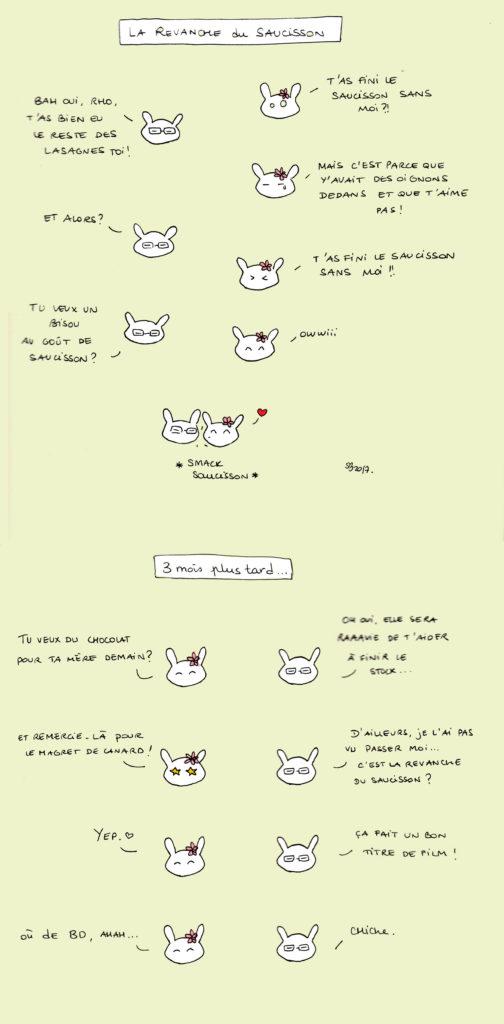 Le retour des lapinous