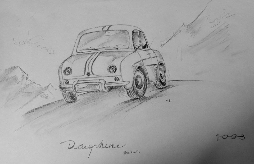 Renault Dauphine 1903