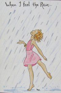 Avec la Pluie.